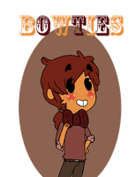 Bowtie guys darryl by Ask-Olive-And-Oliver
