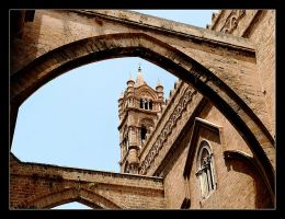 Part OF Cattedrale - Palermo - Sicily by skarzynscy