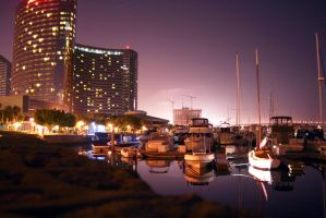 san diego city by SurfaceNick
