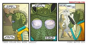 Greedo by ShadowMaginis