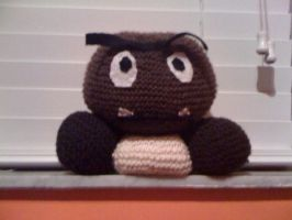 Goomba by blissfulldarkness