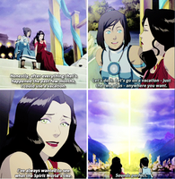 Korrasami Getaway (Pic Not Mine) by Claire-Cooper