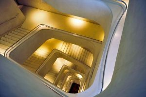 Caixa Forum interior 2 - Madrid by wildplaces
