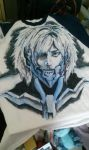 Raiden Shirt by iLiekNewts