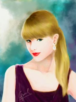 Taylor Swift by 843