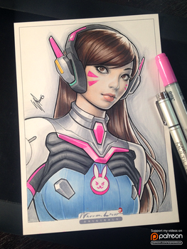 D.va by WarrenLouw