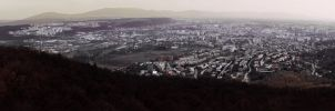 panorama of kosice by semyk3