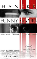 Funny Games Movie Poster by foquinha156