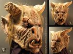 Gargoyle Mask by KOSARTeffects