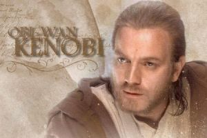 Obi Wan Kenobi Graphic by Nen-Hithoel