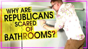 What's up w/ Republican transgender bathroom laws? by paulypants