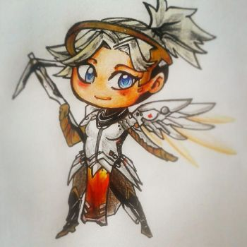 Mercy by Sohilicious