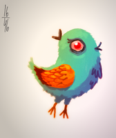 birdie by DeadRabbid