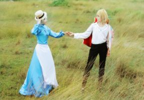 Howl 's Moving Castle cosplay by Crimson-Shad