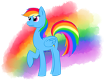 Drainbow Bash by foxpocx