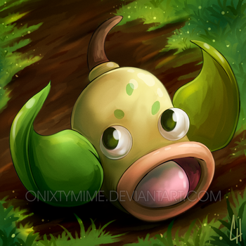 070 - Weepinbell by OnixTymime