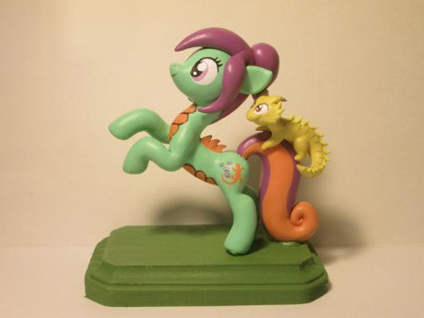 Nostalgia OC Commission by EarthenPony