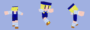 Minecraft Skin - Carley by TheCatlady