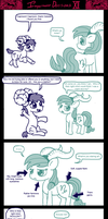 Horoscope Comic XII by FicFicPonyFic