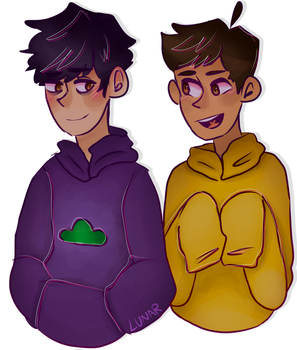 not all men.. ur right ichi and jyushi would never by lunarnotahero
