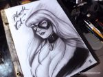 Black Cat Graphite by Celaoxxx by celaoxxx