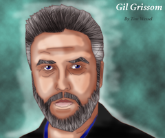 Gil Grissom by Wessel