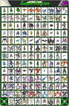 Sapio Region Pokedex (COMPLETE) by SuperSonicGX