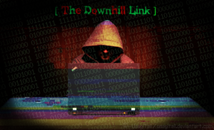 The Downhill Link by UsagiTail