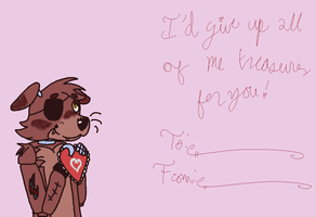 Faxy Valentine by S-ombre-StarIight