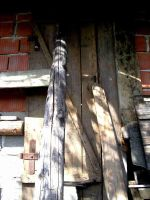 old wooden doors by SpeJa