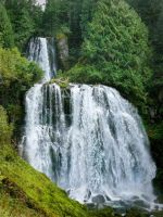 Marion Falls by shawnstorm