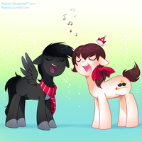 Holiday Poni - CodyZSurf by pekou