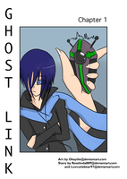 Ghost Link Chp.1 -- Coverpage by OkayIlie
