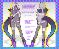 Hallow Gil Ref sheet by Pervy-Sprinklez