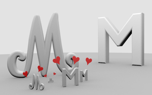 Mother's Day by magicbob3D