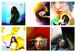 lorde icons. by rain-breaker