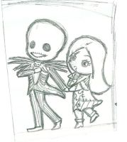 Nightmare Before Christmas by Rndom-Obsessions