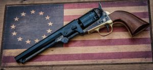 For the Stars and Stripes - 1851 Navy Revolver by spaxspore