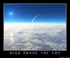 High above the Sky by Darkaan