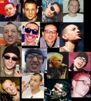 Chazy's Faces by B4NG4R4NG