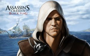 Assassin's Creed Black Flag by ExAequo94