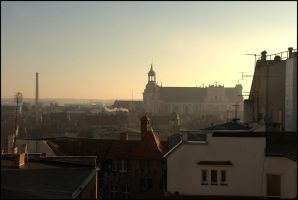 Good morning Poznan by Isyala