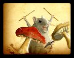 Drum n' mouse by fablau