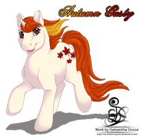 Autumn Colored Gusty by SD-DreamCrystal