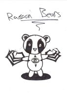 racoon bears by disco-overdose