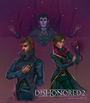 Dishonored 2 by InfernalGuard