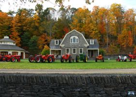 The Farmer's Museum by LifeThroughALens84