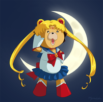 Sailor Kon by Marmaladica
