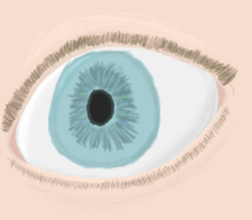 Eye Done I think by HellForeSoma-Yuki
