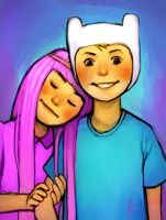 Algebraic Couple of Adventure by TheBoyofCheese